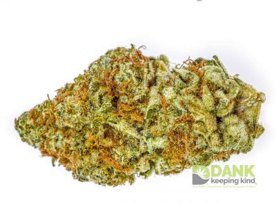 White Widow Cannabis at DANK Dispensary