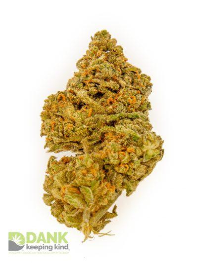 Green Crack Cannabis at DANK Dispensary
