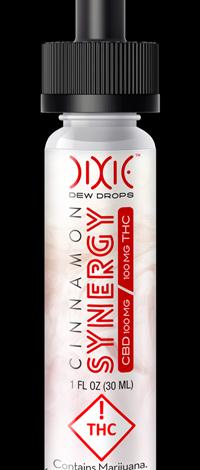 Dixie Elixir cannabis infused edibles at DANK
