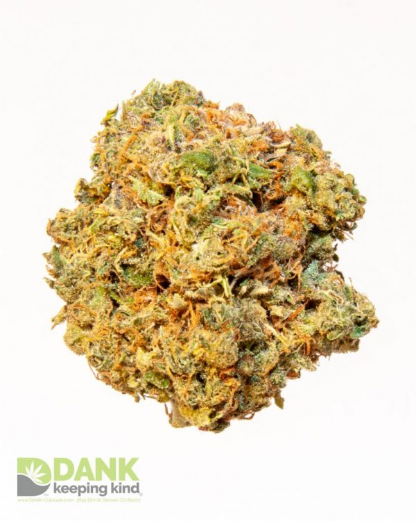 Cannatonic CBD Rich Cannabis at Dank Dispensary