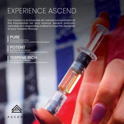 Ascend Vape Refills at DANK