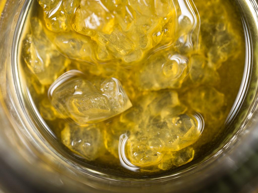 CSC Live Resin Sauce at DANK Dispensary