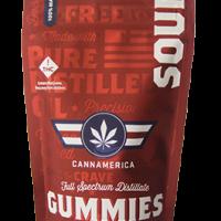 CannAmerica Gummies at DANK Dispensary