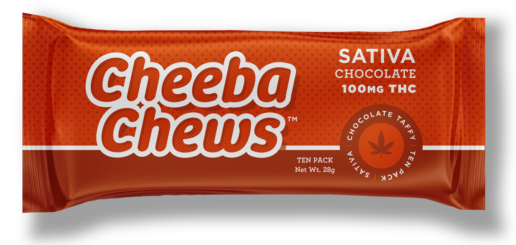 Cheeba Chews at DANK Dispensary