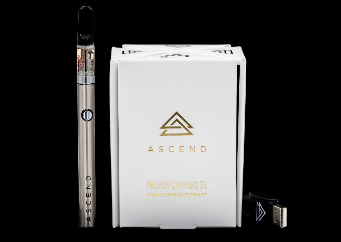 Ascend High Terpene Extracts at DANK Dispensary