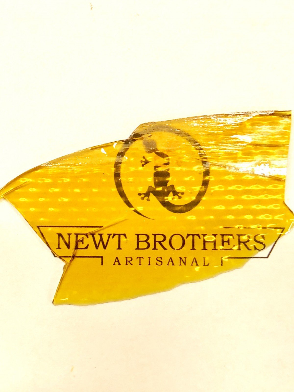 Newt Brothers Cannabis Concentrates and Edibles at Dank Dispensary