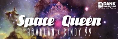 Space Queen from DANK Dispensary