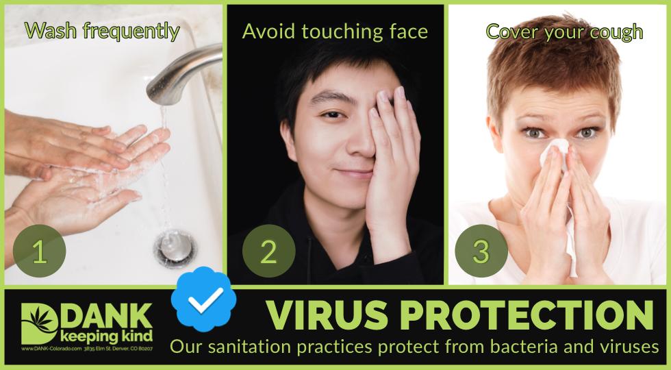 DANK Dispensary Sanitation Practices
