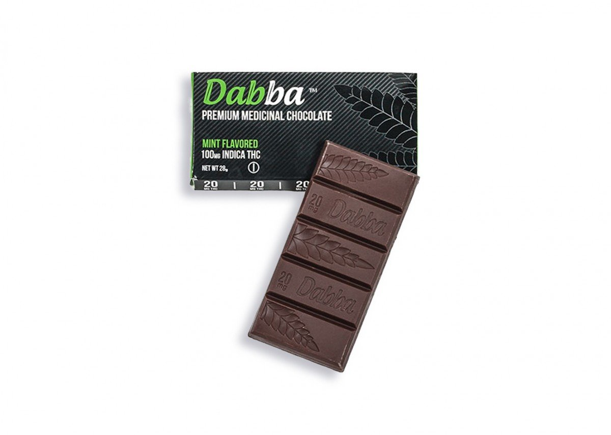 Dabba Cannabis Infused Chocolate