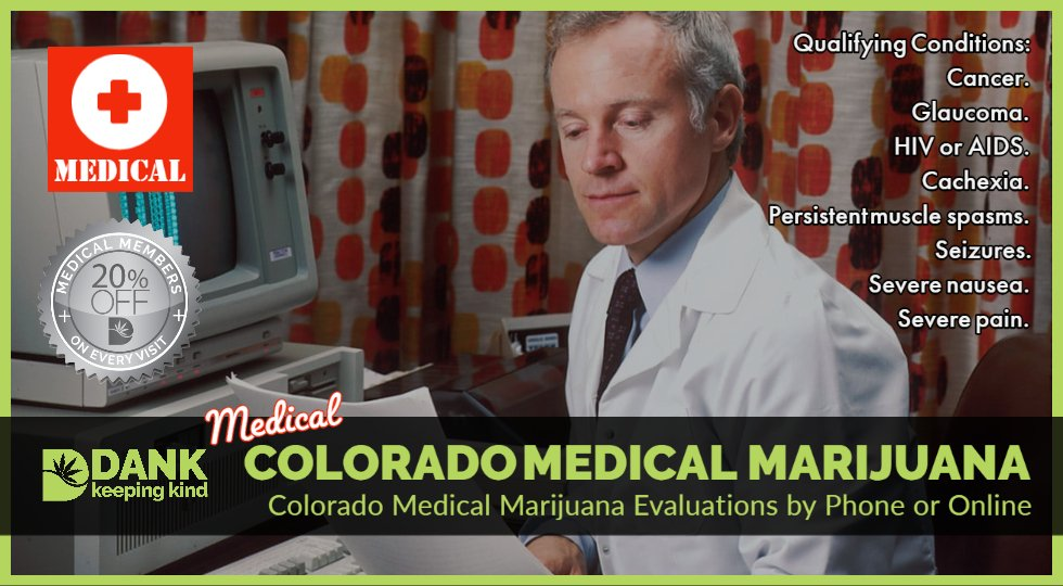 DANK Medical Marijuana Evaluations