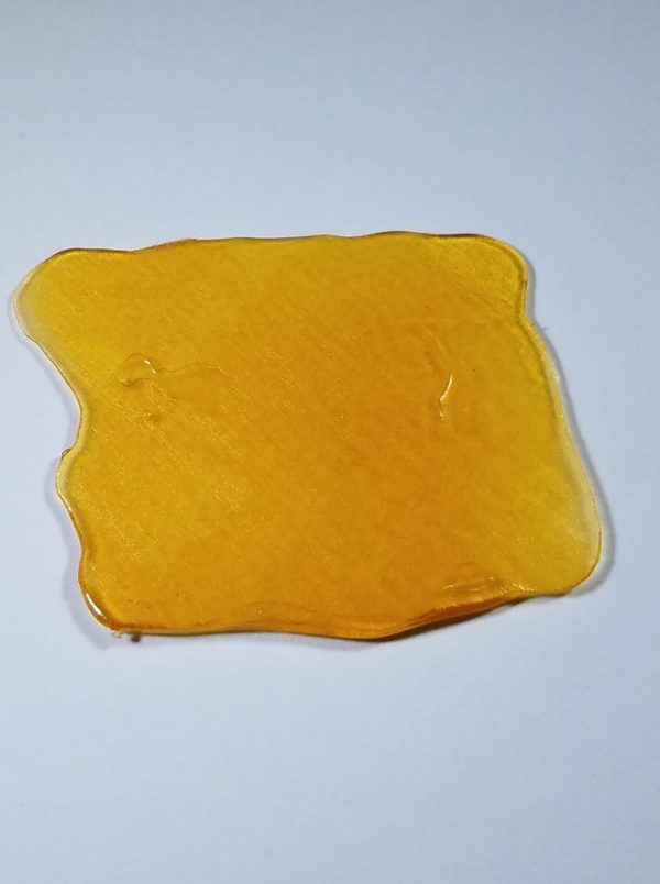 Rockin Extracts Shatter at DANK Dispensary