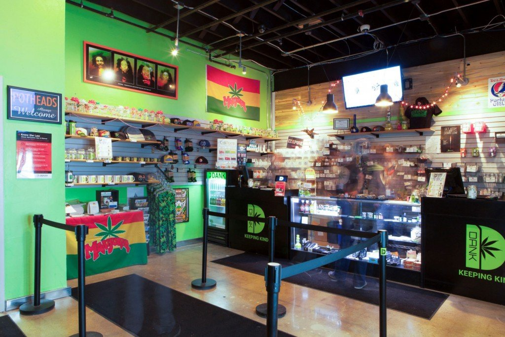 Dank Dispensary Recreational and Medical Marijuana